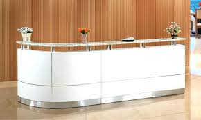 modern office furniture reception desk. Perfect Office Front Desk Furniture Reception Desks Contemporary And Modern  Office For Dallas Intended Modern Office Furniture Reception Desk O