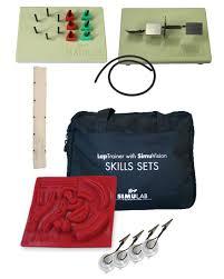 laparoscopic student skill set simulab corporation laparoscopic student skill set