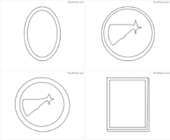 mirror coloring pages for kids. free printable mirror coloring pages for kids