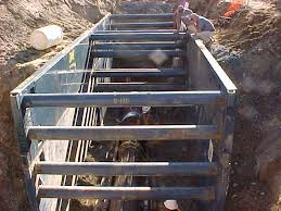 Image result for detailed inspection of the shoring equipment