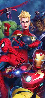 Marvel Ultimate Alliance 3 Characters ...
