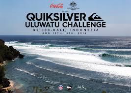 Tide Chart Uluwatu Quiksilver Uluwatu Challenge Added To The Wsl Qs Calendar