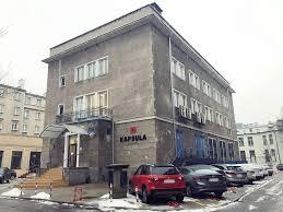Kapsel Hostel Warschau Mdrde