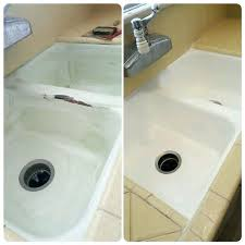 reglaze bathroom sink bathroom sink lovely can t afford the cost of tearing out to replace