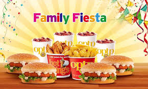 i have always been an optp fan and when i heard about this family fiesta deal i started ranting about how it was a must have this weekend