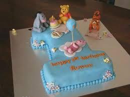 Baby Boy First Birthday Cakes Birthdaycakeformancf