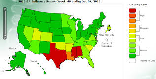 vdu's blog december 2013 Fluview Map 2013 14 influenza season data from fluview, cdc at gis cdc gov grasp fluview main html of those 221 antigenically subtyped by the cdc, fluview map 2017