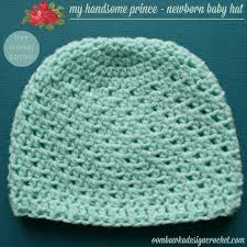 Free Crochet Baby Bonnet Pattern Simple Design Ideas