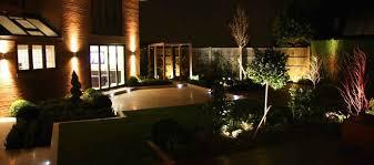 garden lighting design interior