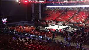 Finding My Monday Night Raw Seats Special Thanks Wwe