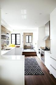 striped kitchen rug marvelous black and white kitchen rug kitchen rugs kitchen transitional with black and