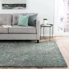 handmade solid turquoise tan area rug rugs grey white