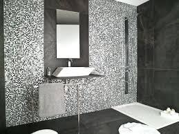 white and silver bathroom amazing mosaic tiles glass black grey kitchen wall border wallpaper