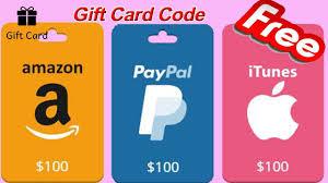 pay pal gift card