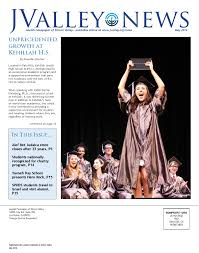May 2016 Graduation Issue by Jewish Federation of Silicon Valley.