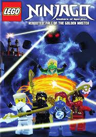 LEGO Ninjago: Masters of Spinjitzu Rebooted: Fall of the Golden Master  [DVD] - Best Buy