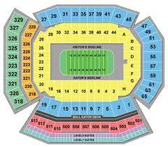 ben hill griffin stadium seating chart