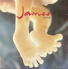 <b>James</b> - <b>Seven</b> (1992, CD) | Discogs