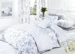 grey and white duvet cover king with blue covers size stripe twin striped