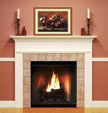 fireplace facing kit diy fireplace mantel kits ideas for 768 x 801