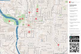 Lucas Oil Stadium Seating Chart Pdf Indianapolis Printable Tourist Map Sygic Travel