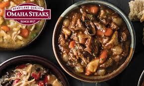 up to 50 off omaha steaks crock pot meals