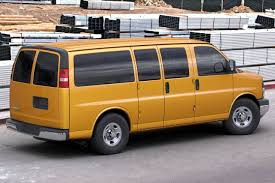 2015 Chevrolet Express Warning Reviews - Top 10 Problems