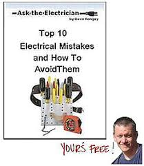 home electrical repairs and electrical troubleshooting electrical ebook