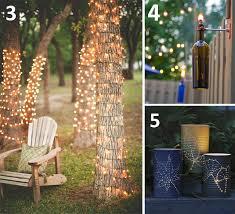 diy outdoor lighting. 6 DIY Outdoor Lighting Ideas For Your Garden Diy