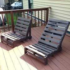 outdoor pallet deck furniture. Wood Pallet Deck Outdoor Furniture Ideas  And Tutorials Chair From One D