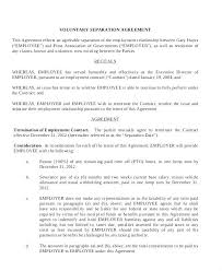 Separation Notice Intent To Retire Letter Work Separation Notice Template Of