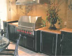 Outdoor Kitchen Countertop Outside Kitchen Countertop Ideas