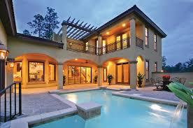 Sater Design Collection    s  quot Ferretti quot  Home Plan    Sater Design Collection    s  quot Ferretti quot  Home Plan    mediterranean exterior
