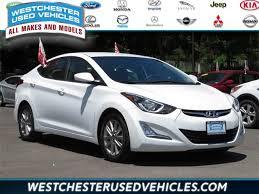 hyundai elantra 2016 white. Simple White Used 2016 Hyundai Elantra In White Plains New York  Westchester  Vehicles  To