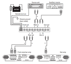 clarion xmd1 wiring diagram wirdig clarion stereo wiring diagram in addition clarion equalizer wiring