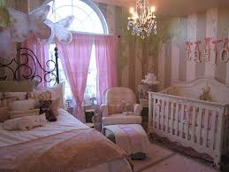 Little Girls Princess Bedroom Princess Themed Bedroom Pretty Nursery Room Design Ideas Picture