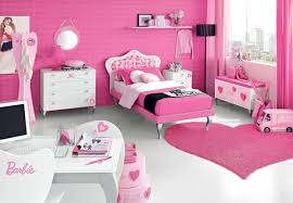 Pretty Girls Bedrooms Pretty Adorable Barbie Bedroom Designs For Your Cute Princess