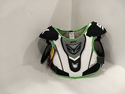 Stx Cell 3 Shoulder Pad Size Chart Protective Gear Lacrosse Stx Shoulder Pads