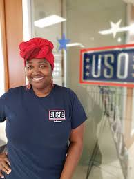 USO Naples - Please join us in congratulating Ms. Aleena... | Facebook