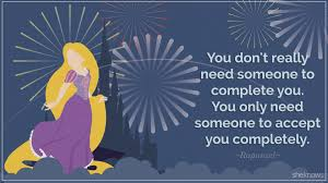 walt disney characters quote with picture