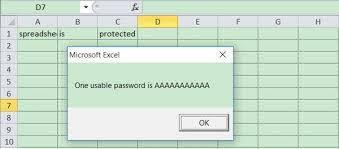Encrypted Excel Files How To Restore Unlock Encrypted Excel File Without Password
