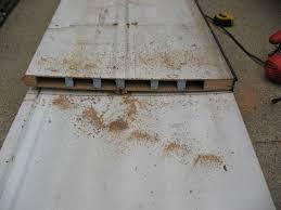 garage door sections