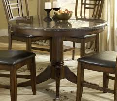 hilale patterson round marble pedestal dining table
