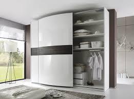 tambura curved sliding doors wardrobe white wenge inserts at best sod