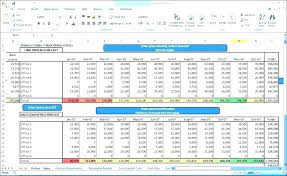 Financial Forecasting Excel Templates Projection Spreadsheet Template Business Plan Projections Template