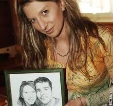 Fotogalerie: Janette Rosenberg před návštěvou svého muže ve vězení ...