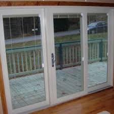 3 panel sliding glass patio doors. Patio : Modern Doors Sliding Glass Door Replacement Options Intended For 3 Panel I