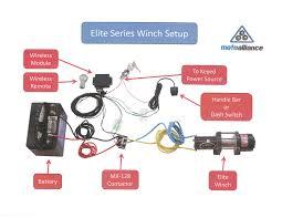 viper elite wireless remote installation with winch wiring diagram Badland Winch Solenoid viper elite wireless remote installation with winch wiring diagram