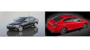 Acura ILX vs. Honda Civic Si - Comparison Tests