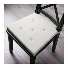 ADMETE Chair pad Natural colour 43 36x42x2 5 cm IKEA